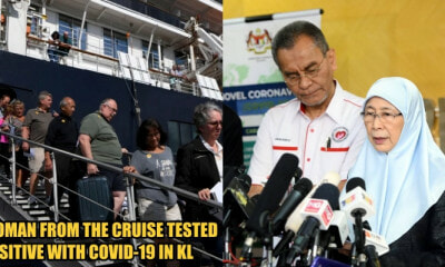 Government Will Not Allow Anymore Passengers From The Westerdam Cruise To Enter Malaysia - World Of Buzz