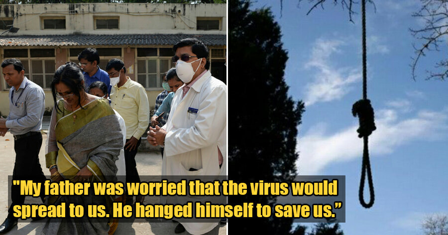 50Yo Man Kills Himself Thinking He Had Coronavirus - World Of Buzz