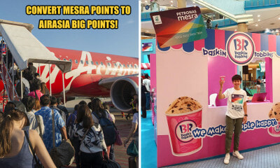 Here's How M'sians Can Use PETRONAS Mesra Points Online & Redeem with AirAsia, Sunway Lagoon & More! - WORLD OF BUZZ