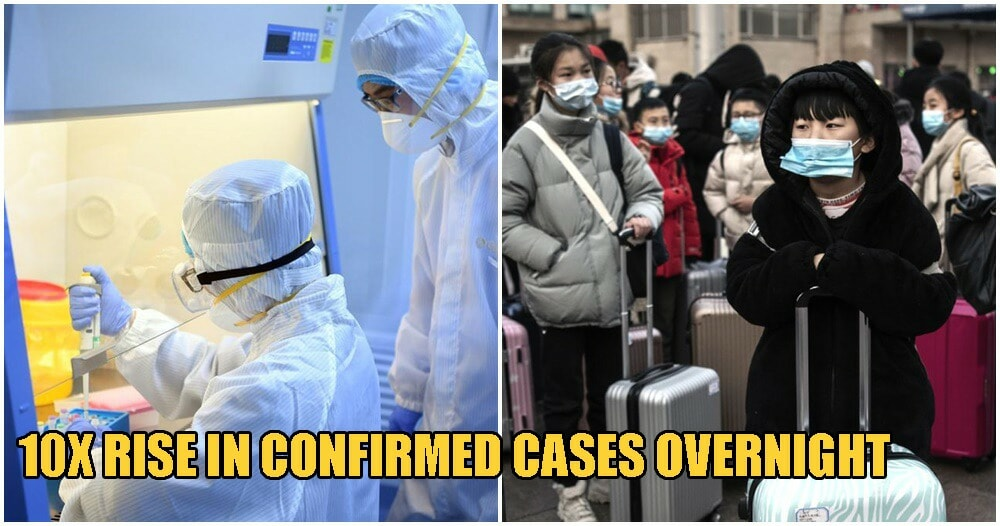 Hubei's Coronavirus Deaths DOUBLE Overnight, Now 242 Deaths & 14,840 Confirmed Cases - WORLD OF BUZZ 4