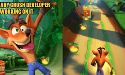 Images of Crash Bandicoot Mobile Version were Leaked, It's Nothing Like The One We Knew - WORLD OF BUZZ