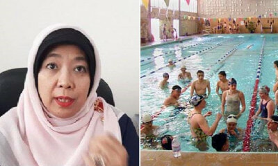 "Indonesian Official: Men Have ""Super Sperm"" That Can Impregnate Women In Swimming Pools - WORLD OF BUZZ 2"