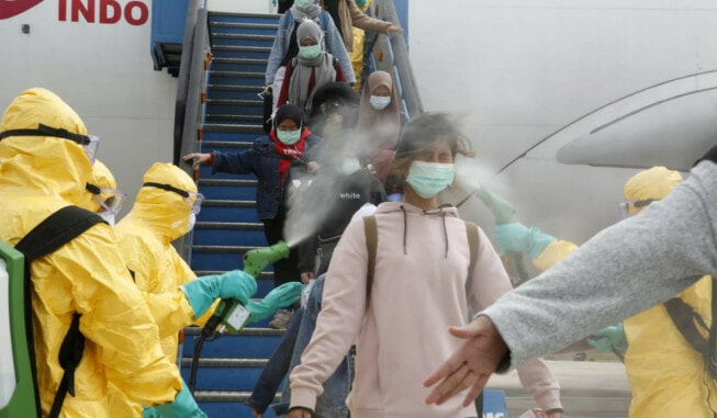 """""""It's Because of Our Prayers,"""" Indonesia's Health Minister Explains Why They Don't Have Coronavirus - WORLD OF BUZZ 2"""