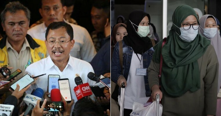 """""""It's Because of Our Prayers,"""" Indonesia's Health Minister Explains Why They Don't Have Coronavirus - WORLD OF BUZZ 3"""