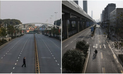 Living in a Ghost City - A Peek Into Wuhan Now - WORLD OF BUZZ 5