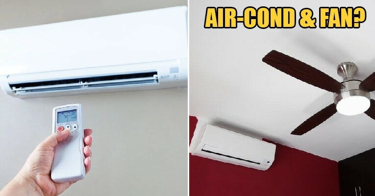 Malaysian Technician Shares Little-Known Effect Of Switching On Both The Air-Cond & Ceiling Fan - WORLD OF BUZZ 4