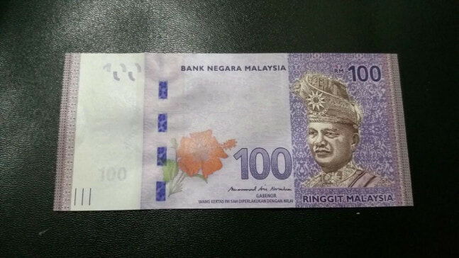 M'sian Father Hilariously Shares How Young Child Cut Out 'flower' From Rm10 Note For Homework - World Of Buzz 1