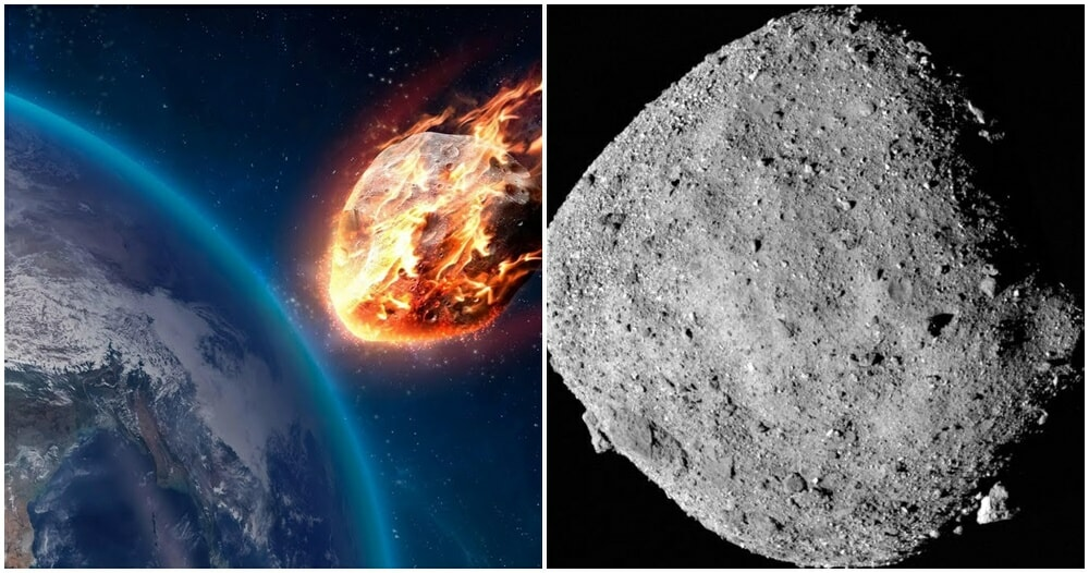 NASA: Massive Asteroid Will Come Into Close Contact With Earth On 15th February - WORLD OF BUZZ 2