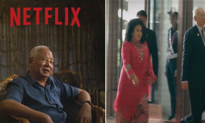 Najib & Rosmah Will Be Starring in Netflix Series, Dirty Mine - WORLD OF BUZZ