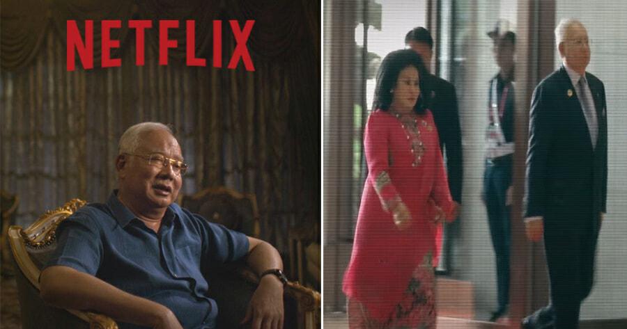 Najib & Rosmah Will Be Starring in Netflix Series, Dirty Mine - WORLD OF BUZZ