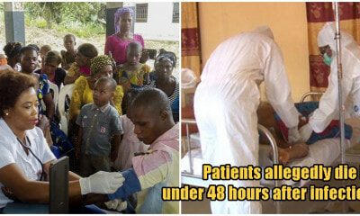 New Mystery Illness Found In Nigeria, Already Infected Over 100 People & Killed 15 Others - WORLD OF BUZZ 1