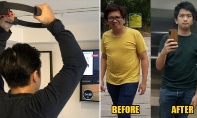 Overweight Guy Lost 9kg in One Month Just by Playing Nintendo Switch at Home! - WORLD OF BUZZ 1
