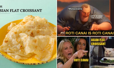 "Website Called Roti Canai ""Asian - WORLD OF BUZZ"