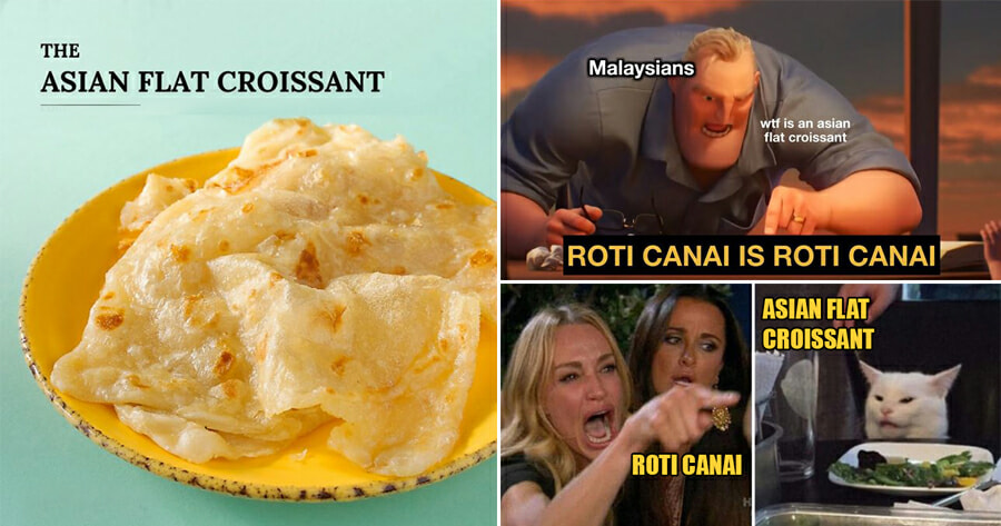 """Website Called Roti Canai """"Asian - WORLD OF BUZZ"""