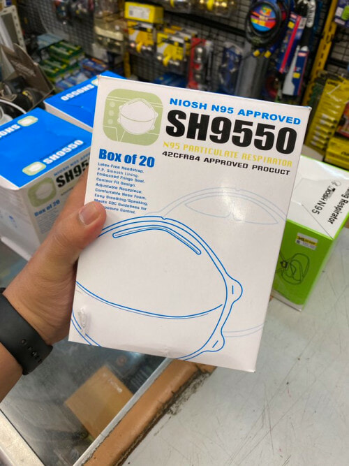 Shop In Publika Marks Up Price Of Face Masks, Selling at RM120 Per Box - WORLD OF BUZZ 3
