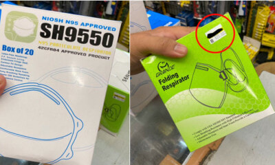 Shop In Publika Marks Up Price Of Face Masks, Selling at RM120 Per Box - WORLD OF BUZZ 4