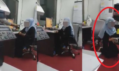 Supervisor Slams Malaysian Employee's Phone For Excessive Tiktok-Ing And Selfie-Ing - World Of Buzz