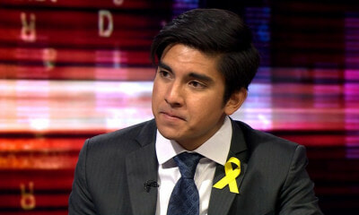 Syed Saddiq Reaffirms Malaysia's Stance On The Palestine-Israel Issue By Sharing Snippets From Hardtalk - WORLD OF BUZZ 3