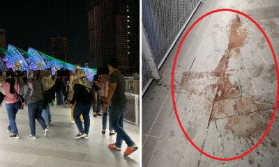 The Saloma Link Just Opened But It Has Already Been Dirtied By Inconsiderate People - WORLD OF BUZZ 4