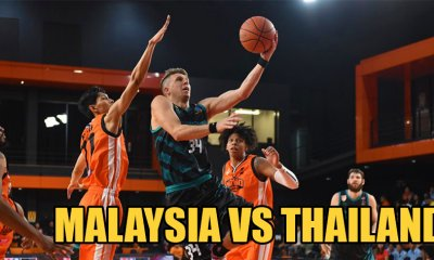 This Basketball Match Between Malaysia And Thailand Is Going To Be EPIC! Here's Why You NEED To Be There - WORLD OF BUZZ