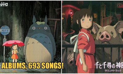 This is Not A Drill! 38 Original Studio Ghibli Albums Will Be On Spotify Starting 1st March 2020 - WORLD OF BUZZ 4
