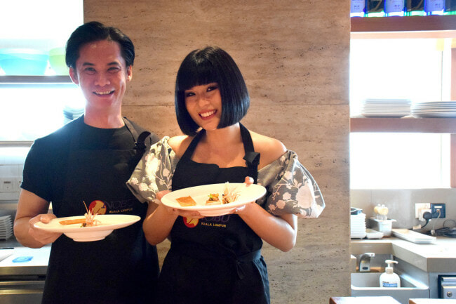 This KL Restaurant Has A Valentine Omakase Menu With Luxury Ingredients Such As Uni & Caviar! - WORLD OF BUZZ