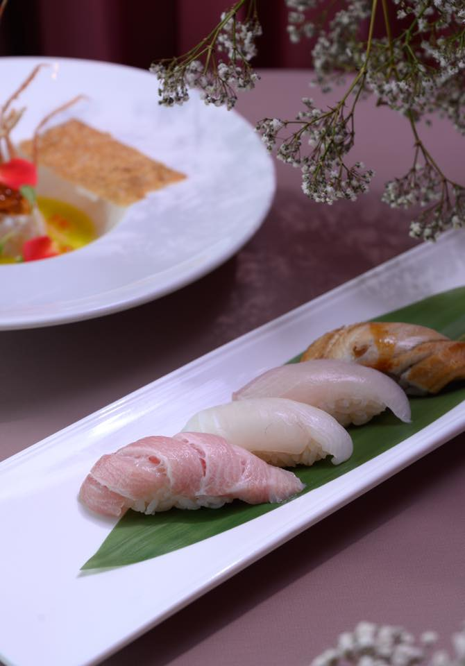 This KL Restaurant's Valentine Omakase Menu Has Super Luxurious Ingredients & We Actually Tried It! - WORLD OF BUZZ 5