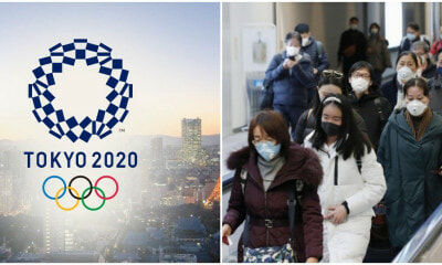 Tokyo 2020 Olympics May Get Cancelled If Coronavirus Outbreak Persists- - WORLD OF BUZZ