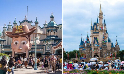 Tokyo Disneyland & Disneysea Theme Parks Will Be Closed Until March 15 Due to Coronavirus Fears - WORLD OF BUZZ 3