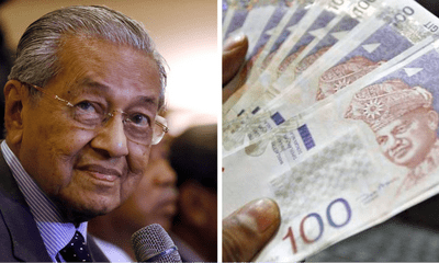 Tun M Announces RM20 Billion Stimulus Package, Aims to Protect Jobs From Covid-19 Impact - WORLD OF BUZZ 5