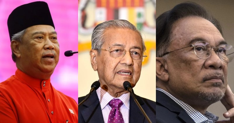 Tun M Says That He Has Enough Support To Become 8th M'sian PM - WORLD OF BUZZ 3