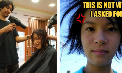 Why Do M'sian Hairdressers Always (Frustratingly) Cut Our Hair Way Too Short? - WORLD OF BUZZ