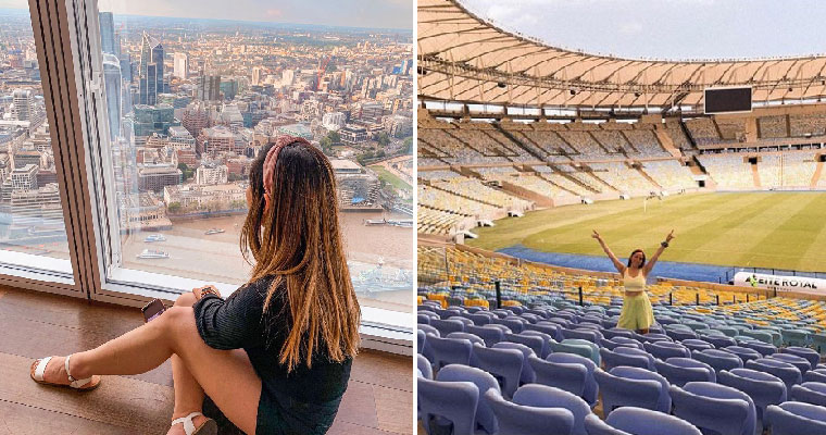 Win a Trip For 2 to Rio, London & More to visit the Iconic Olympic Stadiums From the Past! Here's How - WORLD OF BUZZ