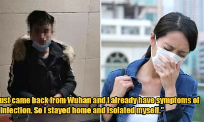 Woman Escapes Robbery By Coughing & Pretending To Be Infected With Wuhan Virus - WORLD OF BUZZ