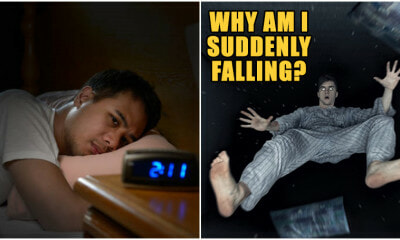 You're Not Actually Falling From Your Bed, Here's Why You Think You Are! - World Of Buzz