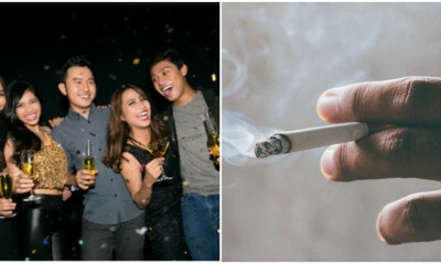 11 People Infected With Covid-19 After Sharing Drinks And One Cigarette At Party - WORLD OF BUZZ