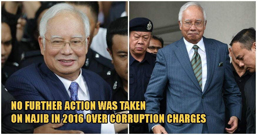 2016 MACC Investigations Couldn't Find Evidence That Najib Knew He Had 1MDB Money In His Account - WORLD OF BUZZ