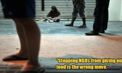 Government Stop NGOs From Giving Food To The Poor, Soup Kitchen Gives Away 100kg Of Frozen Food Away - WORLD OF BUZZ