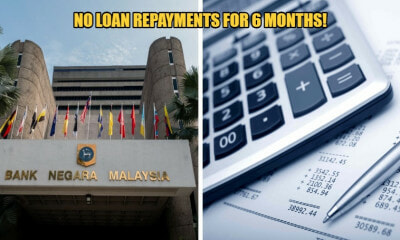 Covid-19: BNM Foregoes All SME & Individual Loan Repayments For 6 Months - WORLD OF BUZZ