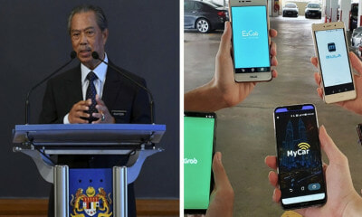 PM Announces RM500 To Be Given To All E-Hailing Drivers - WORLD OF BUZZ
