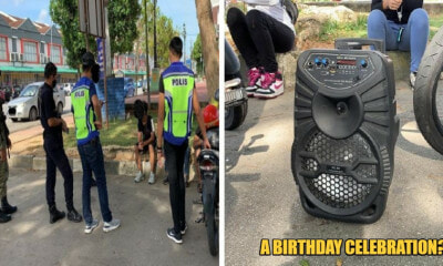 6 Individuals Get Arrested In Kota Tinggi For Breaching The MCO By Having A Birthday Celebration - WORLD OF BUZZ