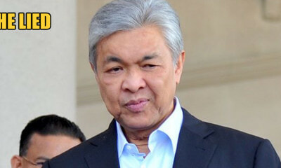 Zahid Lied About His Meeting With Muhyiddin to Allegedly Escape Going to Court For His Trial - WORLD OF BUZZ