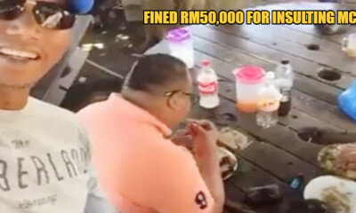 Man Fined RM50,000 For Mocking MCO Via A Video He Shared On Whats - WORLD OF BUZZ