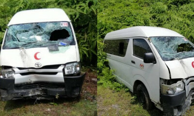 A Doctor and Her Baby Died in a Car Crash While On The Way to Her COVID-19 Duty at Gua Musang - WORLD OF BUZZ 2