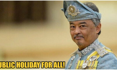 Agong's Birthday This Year Will be Brought Forward to a Monday So Everyone Get's a Holiday! - WORLD OF BUZZ 1