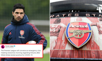 Arsenal Manager, Mikel Arteta Tests Positive For Covid-19, - WORLD OF BUZZ