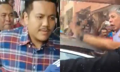 Azmin-Friendly PKR Party Members Face The Wrath Of Supporters Who Called Them Traitors During Party Raid - WORLD OF BUZZ 1