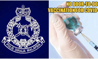 Beware: Impostors Are Pretending To Be Employed by The Government To Give Out Covid-19 Vaccines - WORLD OF BUZZ