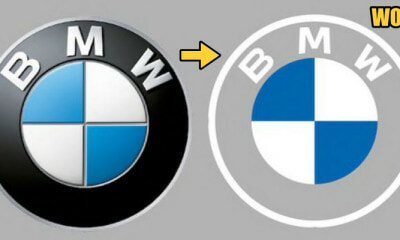 BMW Had The Biggest Logo Change in 100 Years and We Are Shook - WORLD OF BUZZ 3