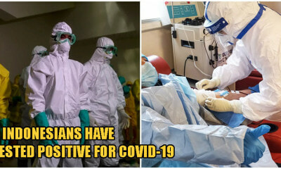 BREAKING: Indonesia Has Finally Confirmed Two Positive Covid-19 Coronavirus Cases - WORLD OF BUZZ 2